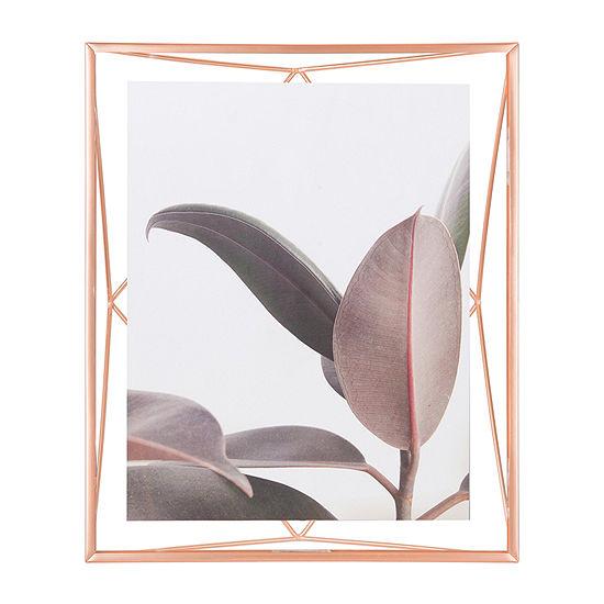 Umbra Prisma Photo Display 8x10 Copper 1-Opening Tabletop Frame