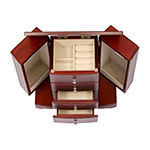 Mahogany Jewelry Box