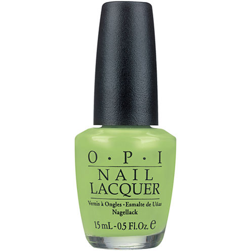 OPI Gargantuan Green Grape Nail Polish - .5 oz.