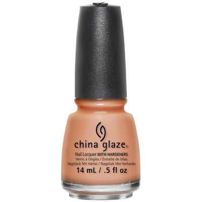 Glaze® Sun of a Peach Nail Polish - .5 oz.