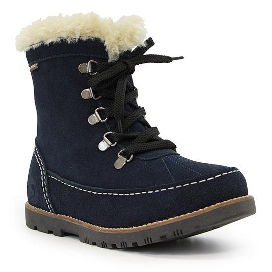 Lamo Womens Taylor Winter Boots Block Heel