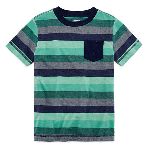Arizona Boys Short Sleeve T-Shirt - Preschool 4-7