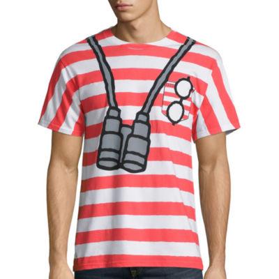 Waldo Costume Graphic T-Shirt