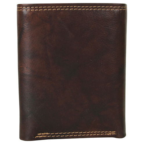 Buxton Hunt Trifold Wallet