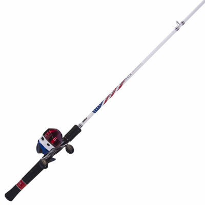 Zebco Folds Of Honor Spincasting Combo Rod and Reel