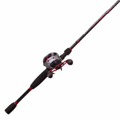 Quantum Pulse Baitcasting Rod and Reel