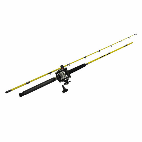 Eagle Claw Starfire Trolling Rod and Reel