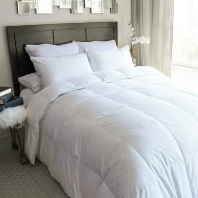 Allied Home Nikki Chu White Goose Down Midweight Reversible Down Comforter