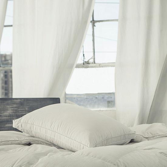 Allied Home Microfiber Memory Medium Density Pillow
