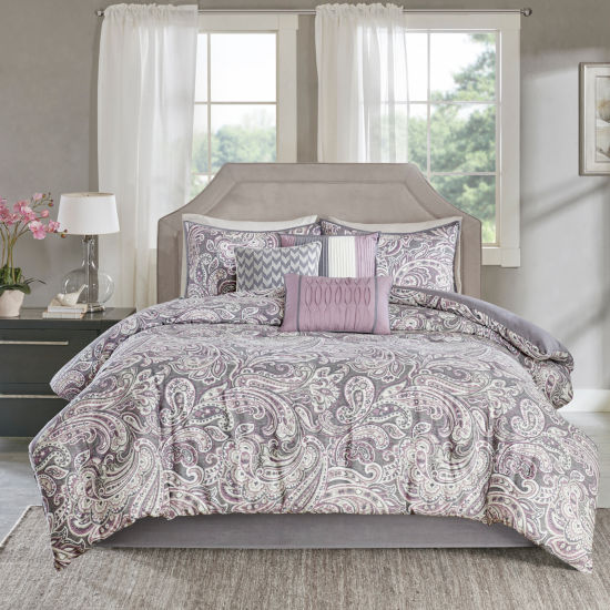 Madison Park Lira 7-pc. Comforter Set