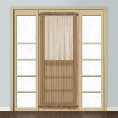 Montecarlo Rod Pocket Door Panel Curtain
