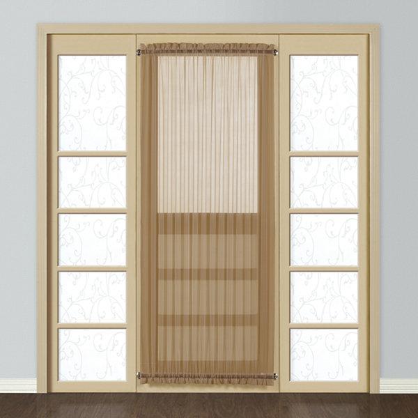 Montecarlo Rod Pocket Door Panel Curtain