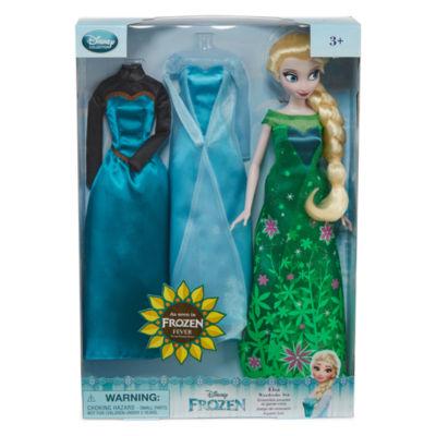 Disney 3-pc. Frozen Doll Accessory