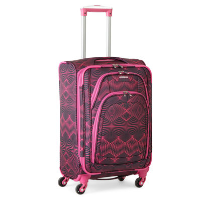 """American Tourister Colorspin Max 21"""" Spinner Luggage"""