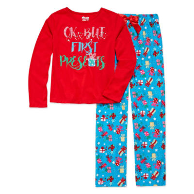 Cloud 9 2-pc. Pant Pajama Set Girls