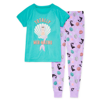 Arizona 2-pc. Pant Pajama Set Girls