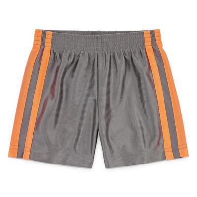 Okie Dokie Active Pull-On Shorts - Baby Boy NB-24M