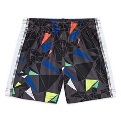 Okie Dokie Pull-On Shorts-Baby Boy NB-24M