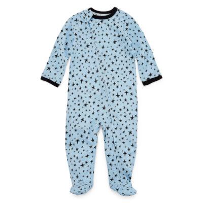 Okie Dokie Panda Full Zip Sleep and Play - Baby Boy NB-9M