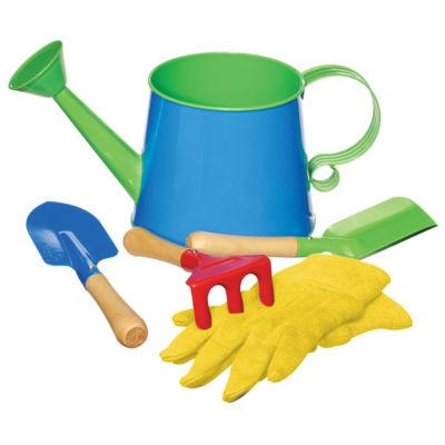 Kids' Watering Can Garden Kit