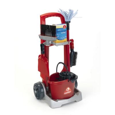 Theo Klein O'Cedar Cleaning Trolley