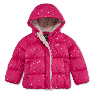 Vertical 9 Girls Heavyweight Quilted Jacket-Baby
