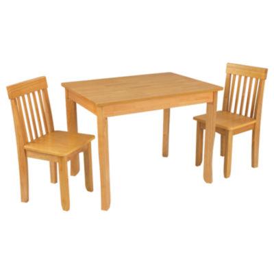 KidKraft Avalon Table II & 2 Chair Set