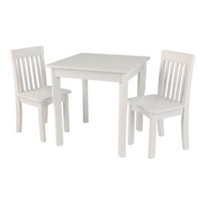 KidKraft Avalon Square Table & 2 Chair Set