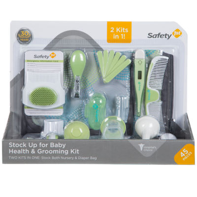 Safety 1st Stock Up For 12-pc. Baby Care Kits