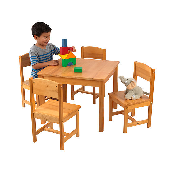 Stupendous Kidkraft Kids Table Chairs Gmtry Best Dining Table And Chair Ideas Images Gmtryco