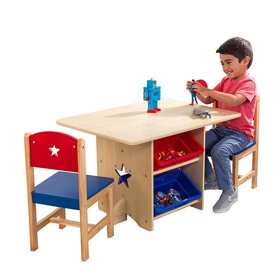 Kidkraft Kids Table + Chairs