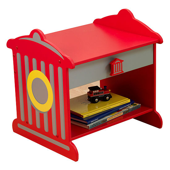 KidKraft Fire Hydrant Toddler Side Table