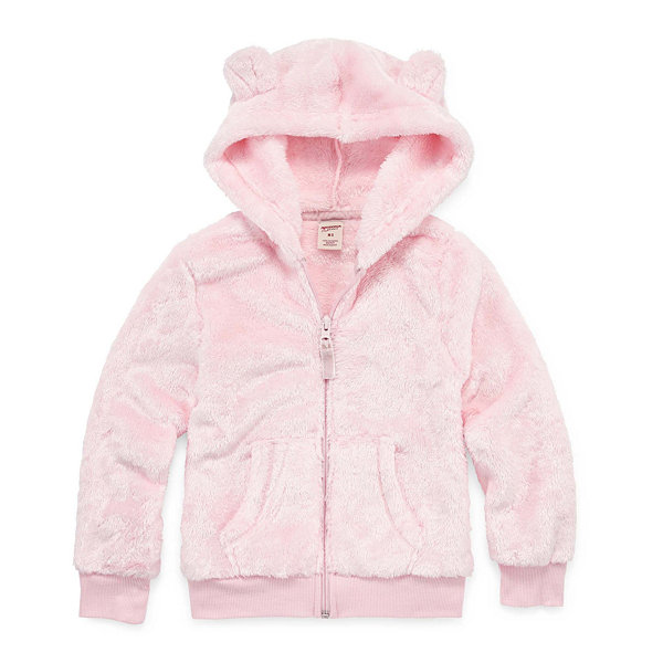 Arizona Fleece Hoodie-Toddler Girls