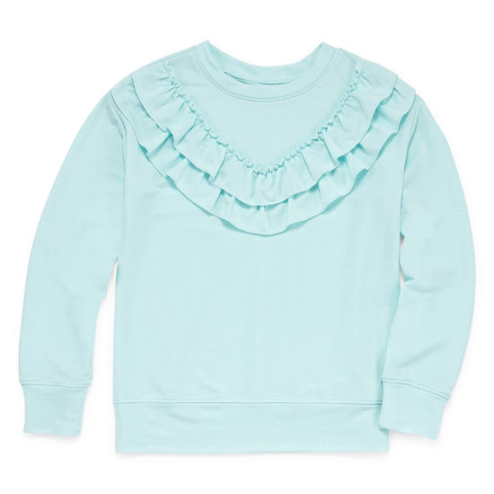 Arizona Long Sleeve Sweatshirt - Preschool Girls