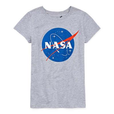 Graphic T-Shirt-Big Kid Girls