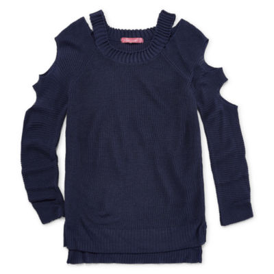 Say What Open Sleeve Sweater - Girls' 7-16