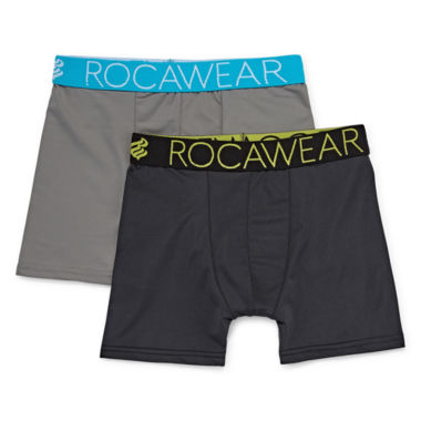 Rocawear 2 Pair Boxer Briefs - Big Kid Boys