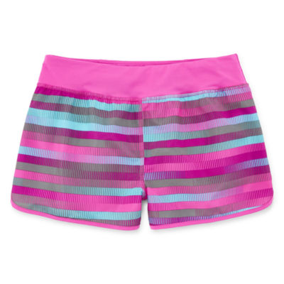 Xersion Pull On Running Shorts - Girls' 7-16