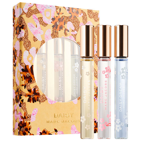 Marc Jacobs Fragrances Daisy Rollerball Trio