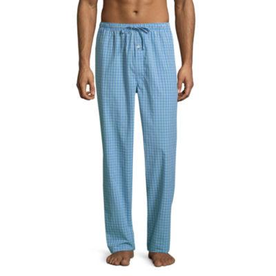 Stafford Mens Woven Pajama Pants
