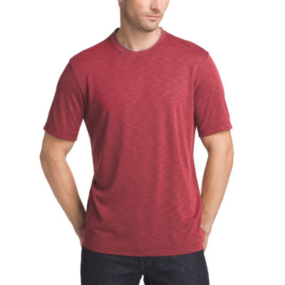 Van Heusen Short Sleeve Crew Neck T-Shirt