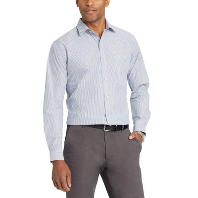 Van Heusen Button-Front Shirt