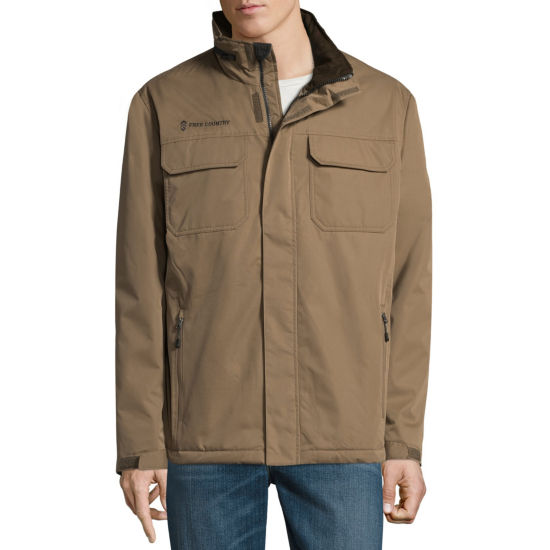 Free Country Microfiber Trek Shirt Jacket