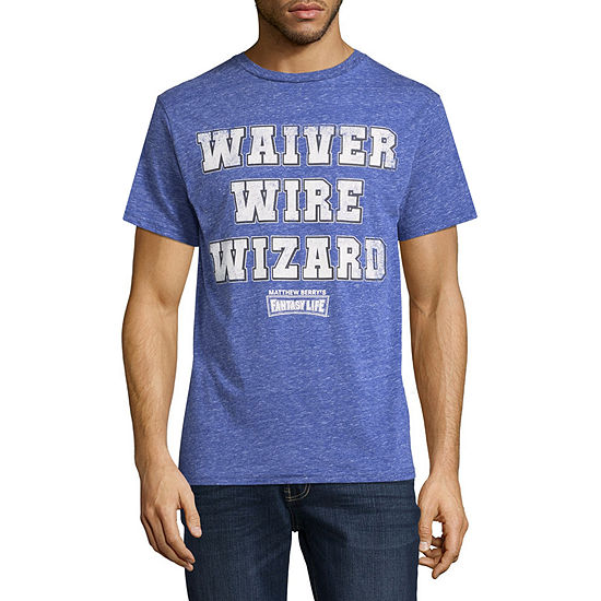 Fantasy Life Waiver Wire Wizard Graphic Tee