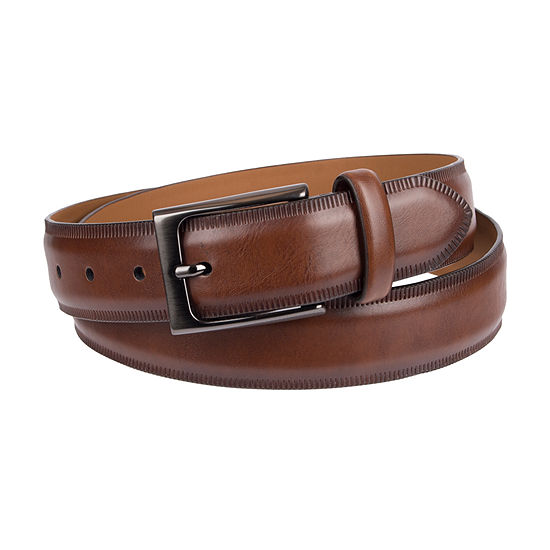 Collection By Michael Strahan Feather Edge Belt