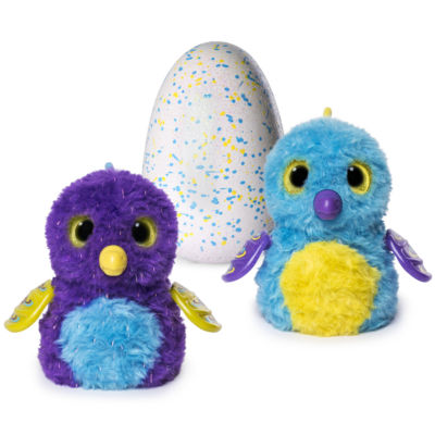 Hatchimals Glittering Garden - Draggle