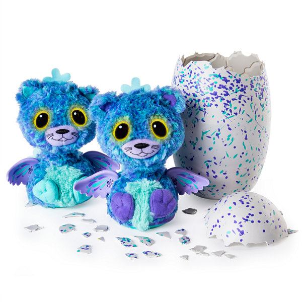 Hatchimals Plush Surprise