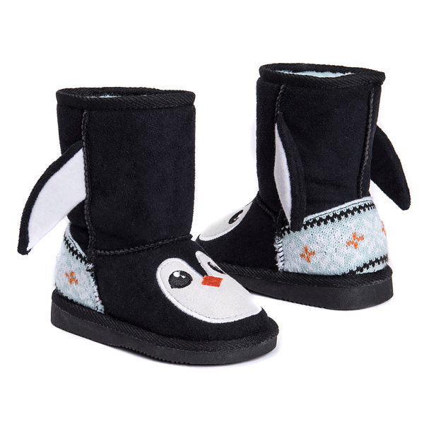 Muk Luks Echo Girls Winter Boots - Toddler