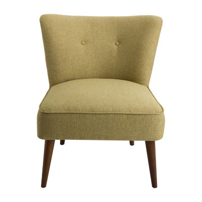 HomePop Chadwick Armless Accent Chair