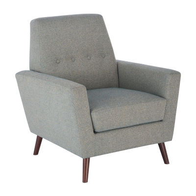 HomePop Mid Mod Accent chair